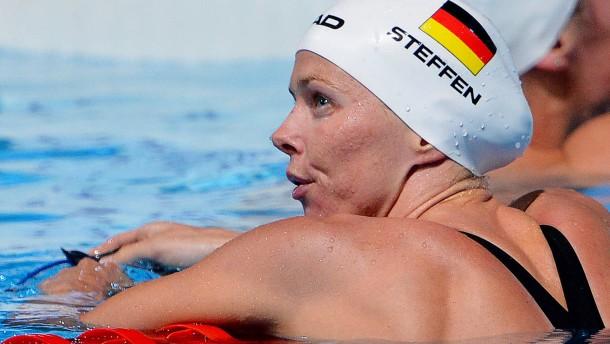 Weltelite enteilt deutschen Schwimmern