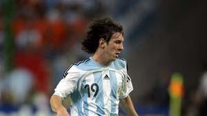 Argentinien ist vernarrt in Messi
