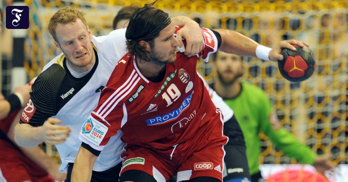 Deutschland Gegen Ungarn Handball