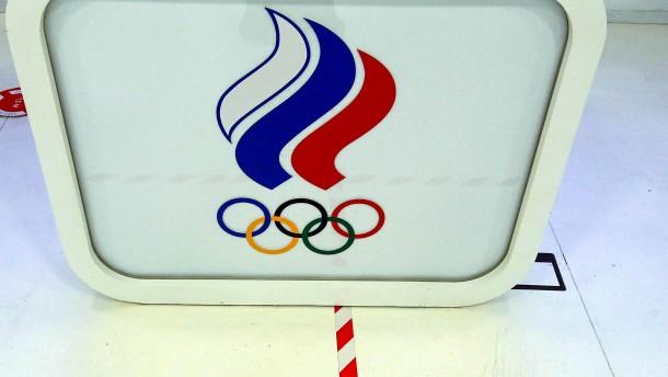 """Russland startet als Team """"ROC"""""""