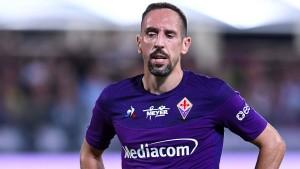 Ribéry nach Ausraster drei Spiele gesperrt
