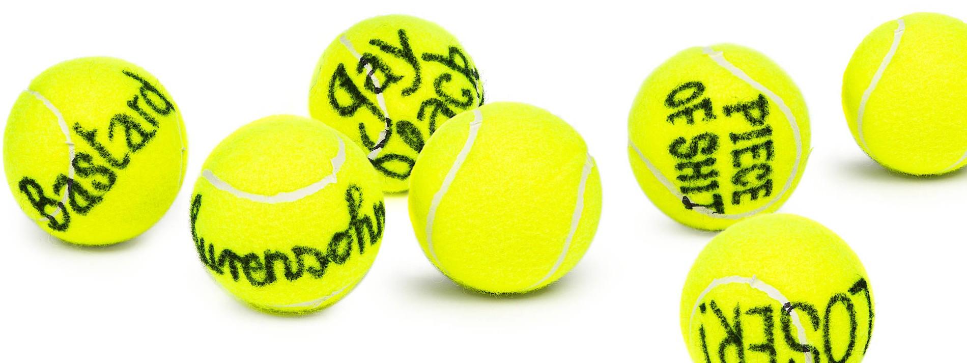 Eine Antwort auf den Hass im Tennis