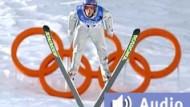"""Deutsches Skispringer-Team: """"Kämpfen und zittern um jeden Meter"""""""