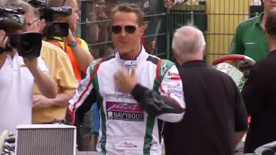 Schumacher-Brüder und Vettel feiern Geburtstag