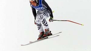 Goldenes Comeback: Martina Ertl Weltmeisterin in der Kombination