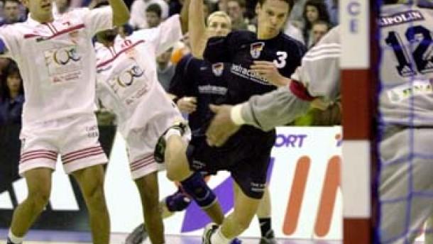 DHB-Team im Viertelfinale gegen Frankreich