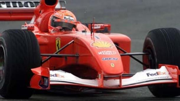 Ferrari: Kein neuer Schlag ins Wasser