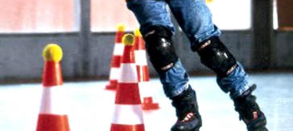 77206ef31dc Inline-Skating: Richtig Skaten mit der Weltmeisterin - Sport - FAZ