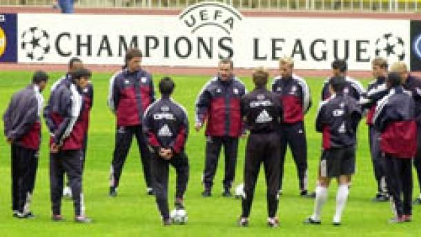 FC Bayern: Angst vor dem Fehlstart