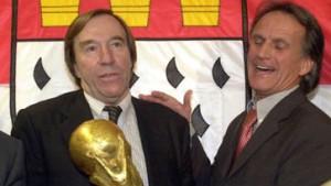 Overath und Netzer mit WM-Doppelpass