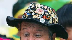 Brasilien: Samba-Party gegen belgischen Bürokratenfußball