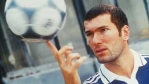 Der Sünder: Zinedine Zidane