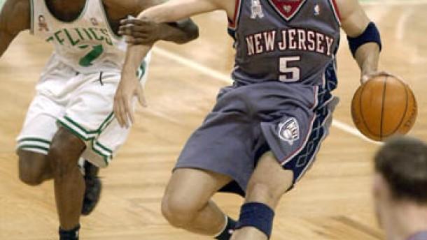 Jason Kidd bleibt in New Jersey