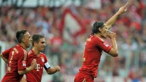 Bayern München bleibt das Maß