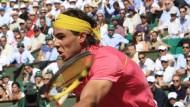 Nadal einzigartig - Ivanovic weiter - Safina schnell