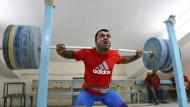 IOC verbannt den Irak - der stärkste Mann fehlt
