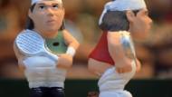 Hambüchen operiert, Lindemann krank, Nadal mit heruntergelassener Hose