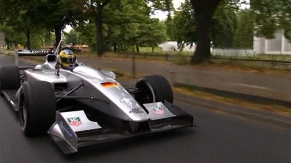 Berlin Austragungsort für neue Formel-E-Rennserie