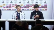 """""""Wir waren in der WM-Gruppe Maß aller Dinge"""""""
