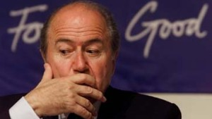 Misstrauensvotum: Fifa-Chef Blatter gerät ins Wanken