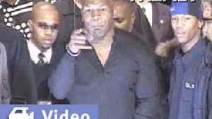 Tyson-Prügelei nur billige Show?