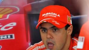 Massa auf der Pole - Hamilton muss kämpfen