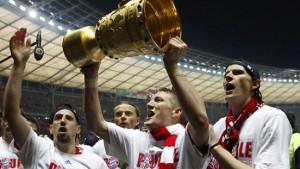 Bayern München schafft den zweiten Streich