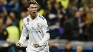 Ronaldo angeblich vor Wechsel nach Italien