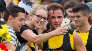 Plötzlich ist Götze wieder Dortmunds Hoffnung