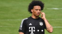 Der FC Bayern und eine klare Ansage an Leroy Sané