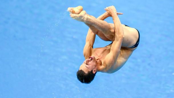 Hausding Europameister vom Ein-Meter-Brett