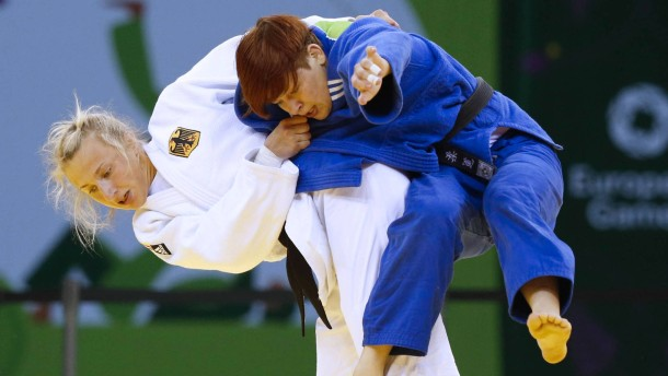 Erster deutscher Judo-Titel seit sieben Jahren