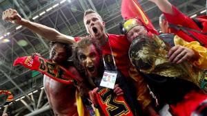 Die bunten Teufel aus Belgien