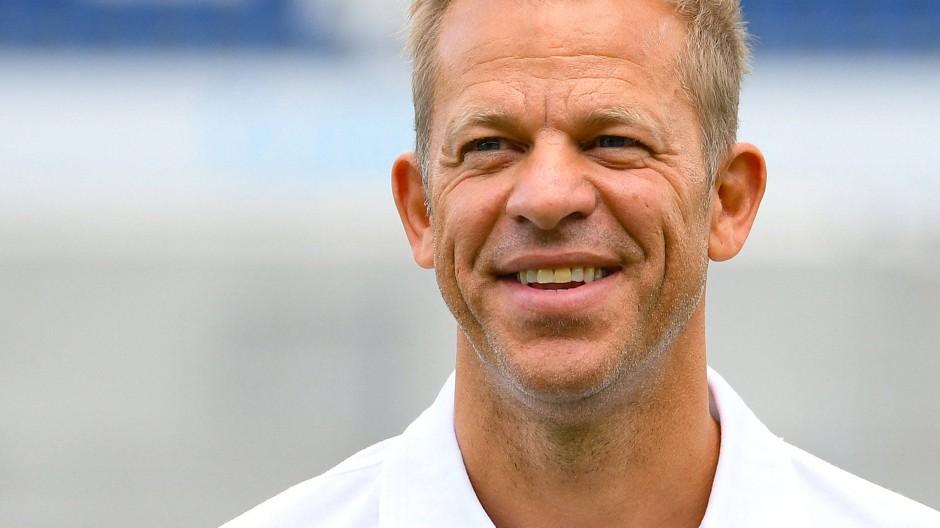 Darmstädter Balanceakt: Trainer Markus Anfang
