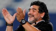 Ein neuer Trainerjob für Maradona