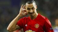 Mourinho stänkert gegen Ibrahimovic