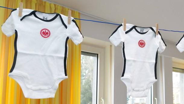 In Frankfurt herrscht volle Eintracht