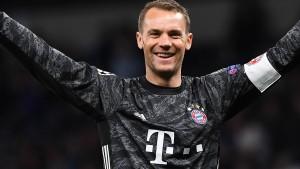 Die große Sternstunde des FC Bayern