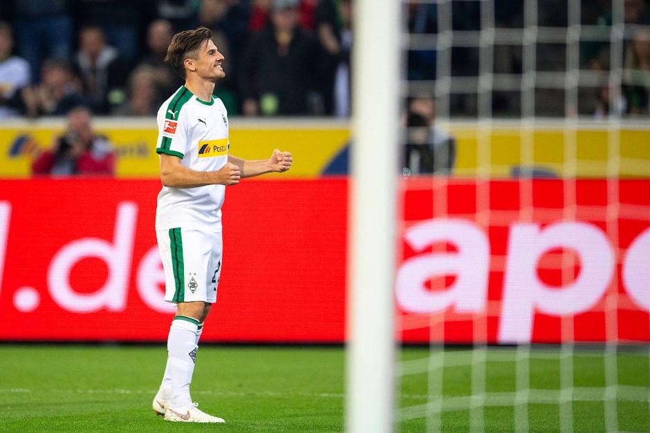 Sein Glückstag: Hofmann schießt drei Tore