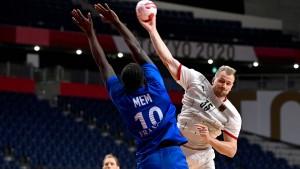 Deutsche Handballer verlieren wieder