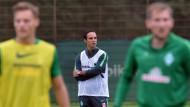 Übergangslösung oder Man mit Perspektive? Alexander Nouri will seine Chance bei Werder nutzen