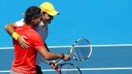 Der Klassiker des modernen Tennis