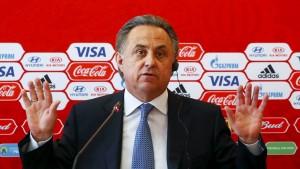 Russlands Angst vor der Weltmeisterschaft zuhause