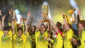 5:2 - Dortmund bleibt Bayerns Albtraum