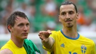 Schlechte Aussichten für Ibrahimovic