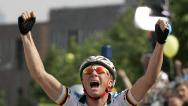 Wegmann gewinnt, das Dopingprobleme bleibt