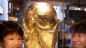 Zwischen Olympia und Fußball-WM