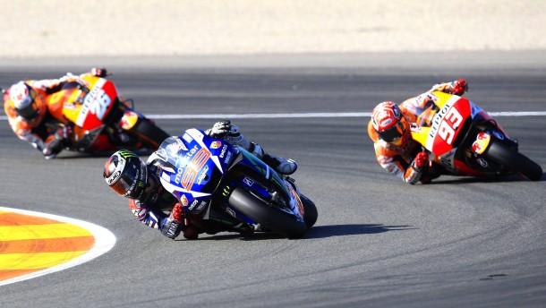 Lorenzo ist neuer Weltmeister - Rossi fehlen fünf Punkte