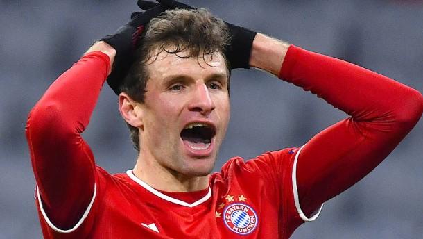 Müller fehlt FC Bayern nach positivem Corona-Test