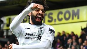 Warum König Mo so wichtig ist für Liverpool